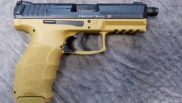 H&K SFP 9SF Desert Tactical 9x19