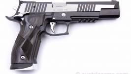 SIG Sauer X-Six Black & White Kaliber 9x19mm