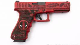 Glock 17 Deadpool Kaliber 9x19 mm