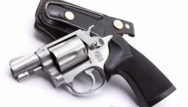 Smith & Wesson Mod. 60 Stainless .38 Special