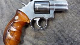 Smith & Wesson 686-1 .357 Mag.