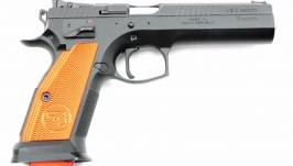 CZ 75 Orange Tactical Sport Kaliber 9x19 mm