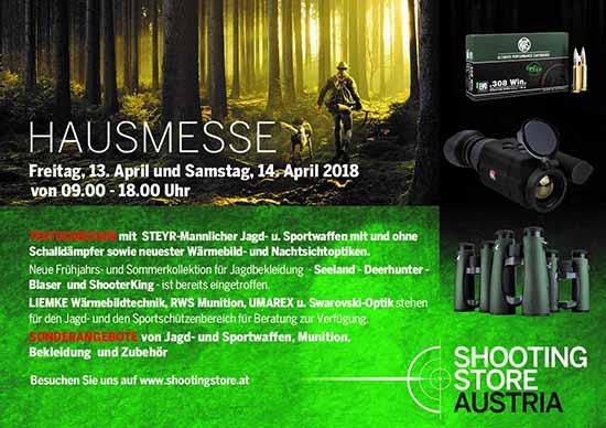 Waffen News || Shootingstore Austria