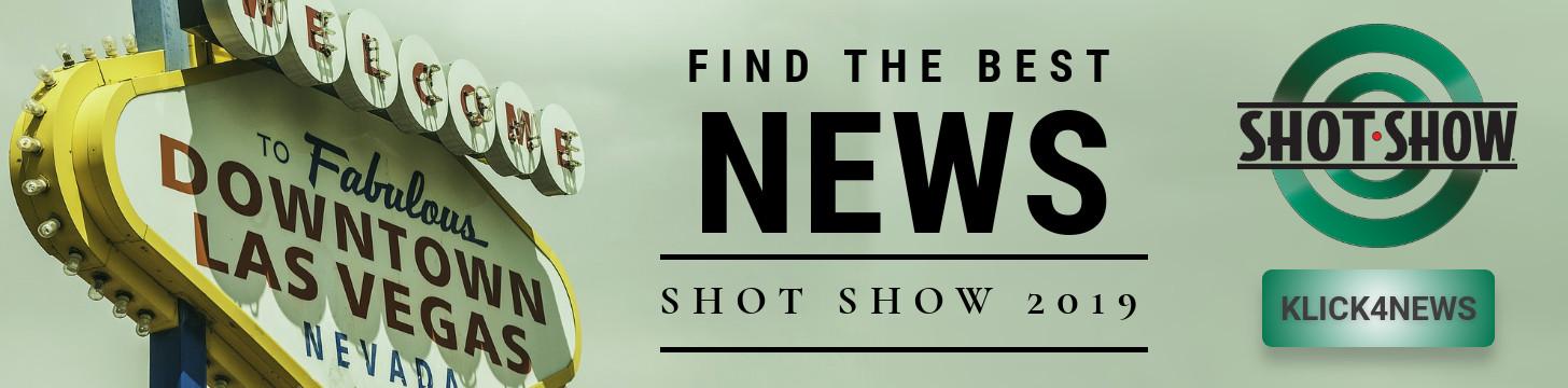 Shot Show 2019 auf gebrauchte-waffen.com