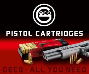 Geco Munition für Jagd und Jäger