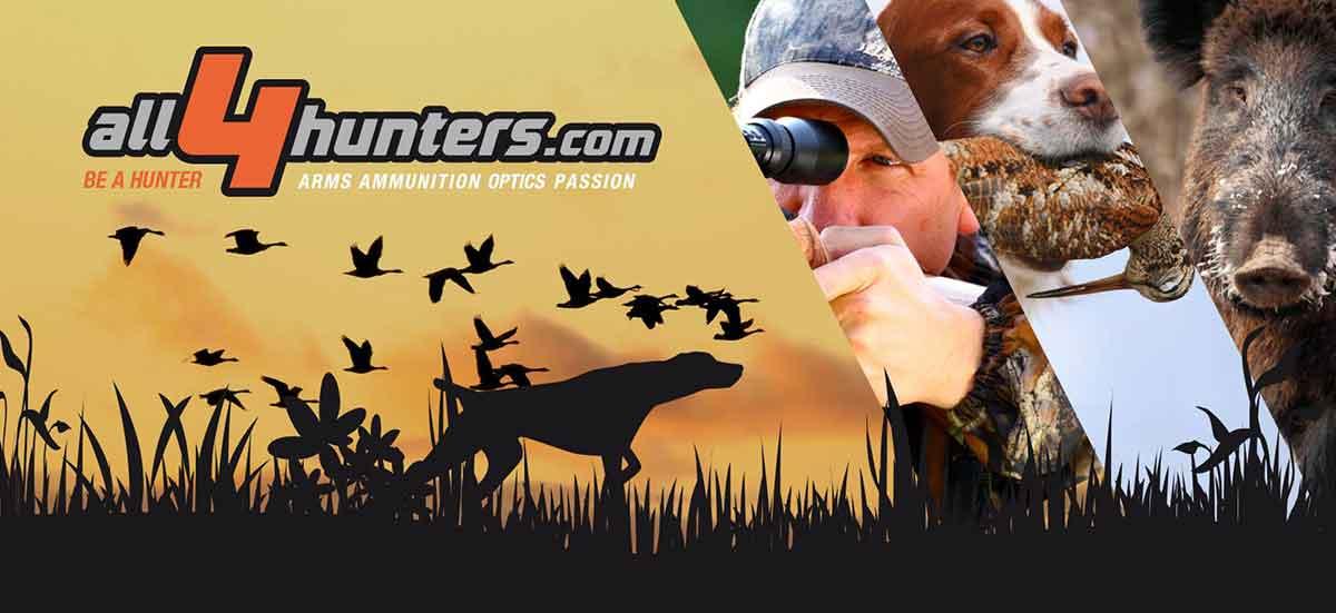 all4hunters.com - BE A HUNTER!