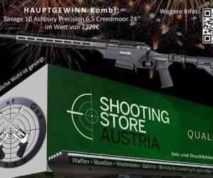 Silvesterschiessen mit Shootingstore Freistadt