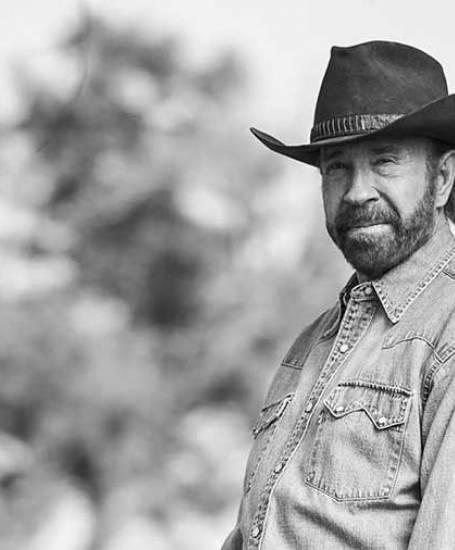 GLOCK kündigt Chuck Norris als neuen Markenbotschafter an